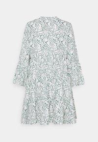 ONLY - ONLATHENA 3/4 DRESS - Day dress - white - 7