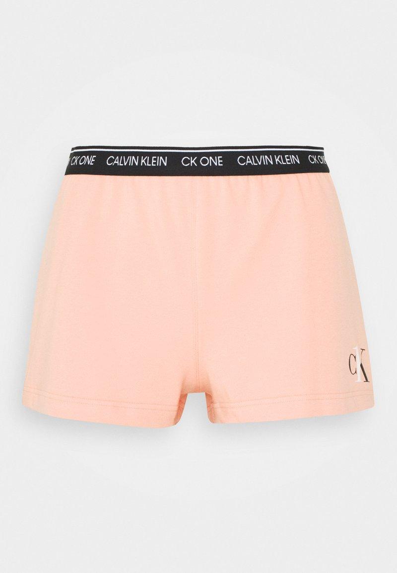 Calvin Klein Underwear - ONE LOUNGE SLEEP  - Pyjama bottoms - strawberry champagne