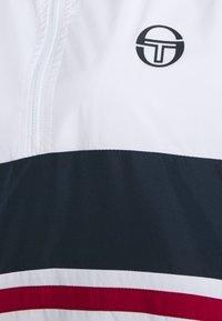 sergio tacchini - CABIX  - Training jacket - white/navy - 2