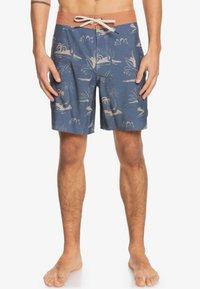 Quiksilver - Swimming shorts - sargasso sea - 0