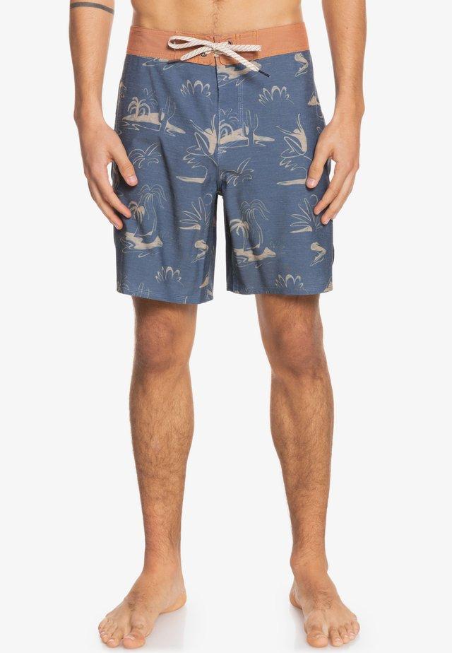Swimming shorts - sargasso sea