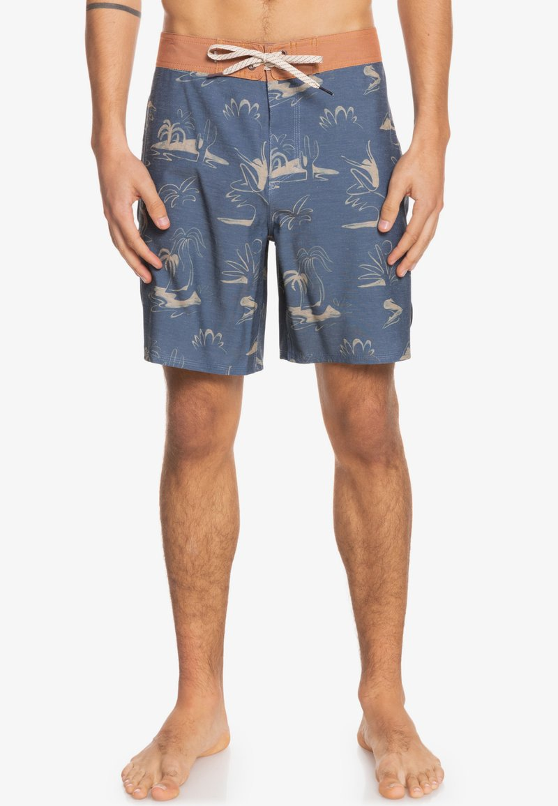 Quiksilver - Swimming shorts - sargasso sea