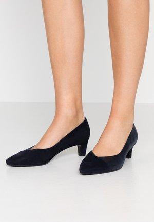 SUSSA - Classic heels - navy