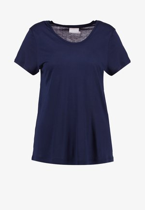 ANNA - Basic T-shirt - midnight marine