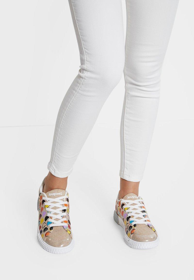 Desigual - Sneakersy niskie - multicolor