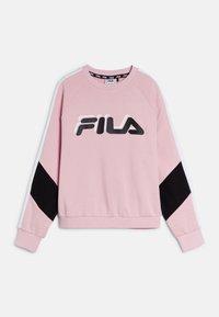 Fila - Collegepaita - coral blush bright white black - 2