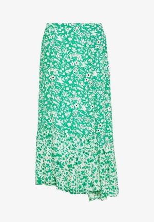 CLEO SKIRT - Gonna lunga - green