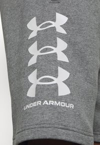 Under Armour - Sports shorts - pitch gray/light heather - 4