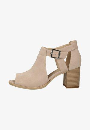 High heeled sandals - femme