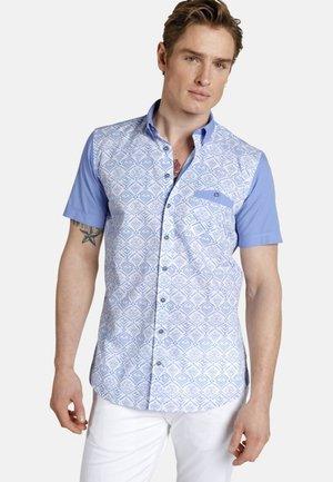 PORTUGUESE - Overhemd - light blue/white