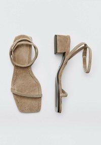 Massimo Dutti - Sandals - brown - 1
