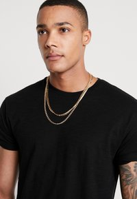 Topman - MIXED CHAIN - Collana - gold-coloured - 0