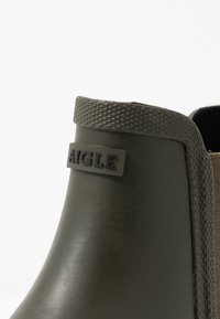 Aigle - CARVILLE WOMAN - Regenlaarzen - very kaki - 2
