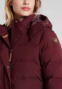 Icepeak - ANOKA - Winter coat - wine - 5