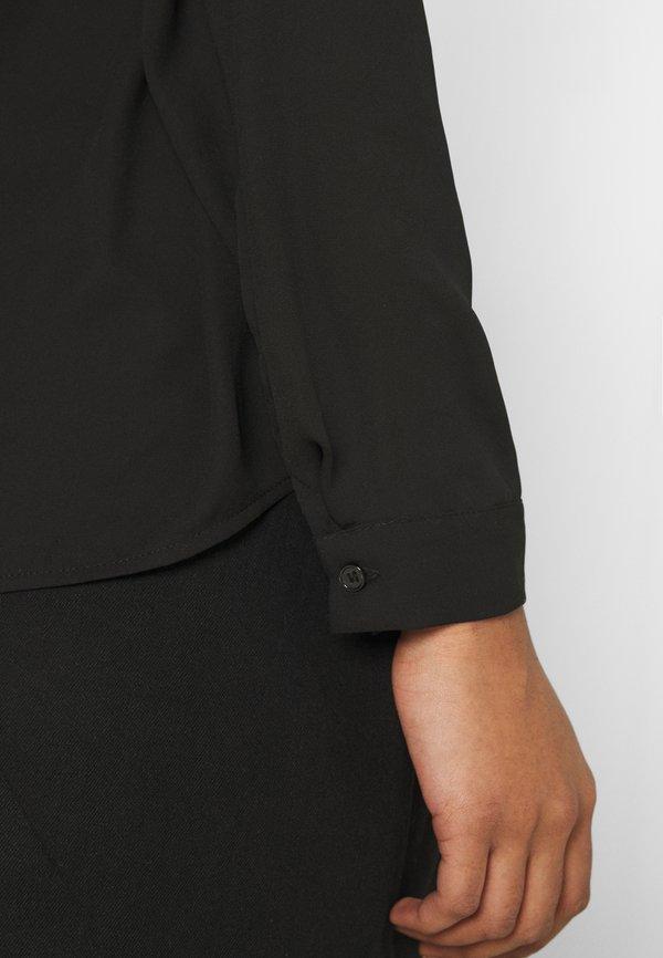 Vero Moda VMMAPLE - Bluzka - black/czarny OTTI