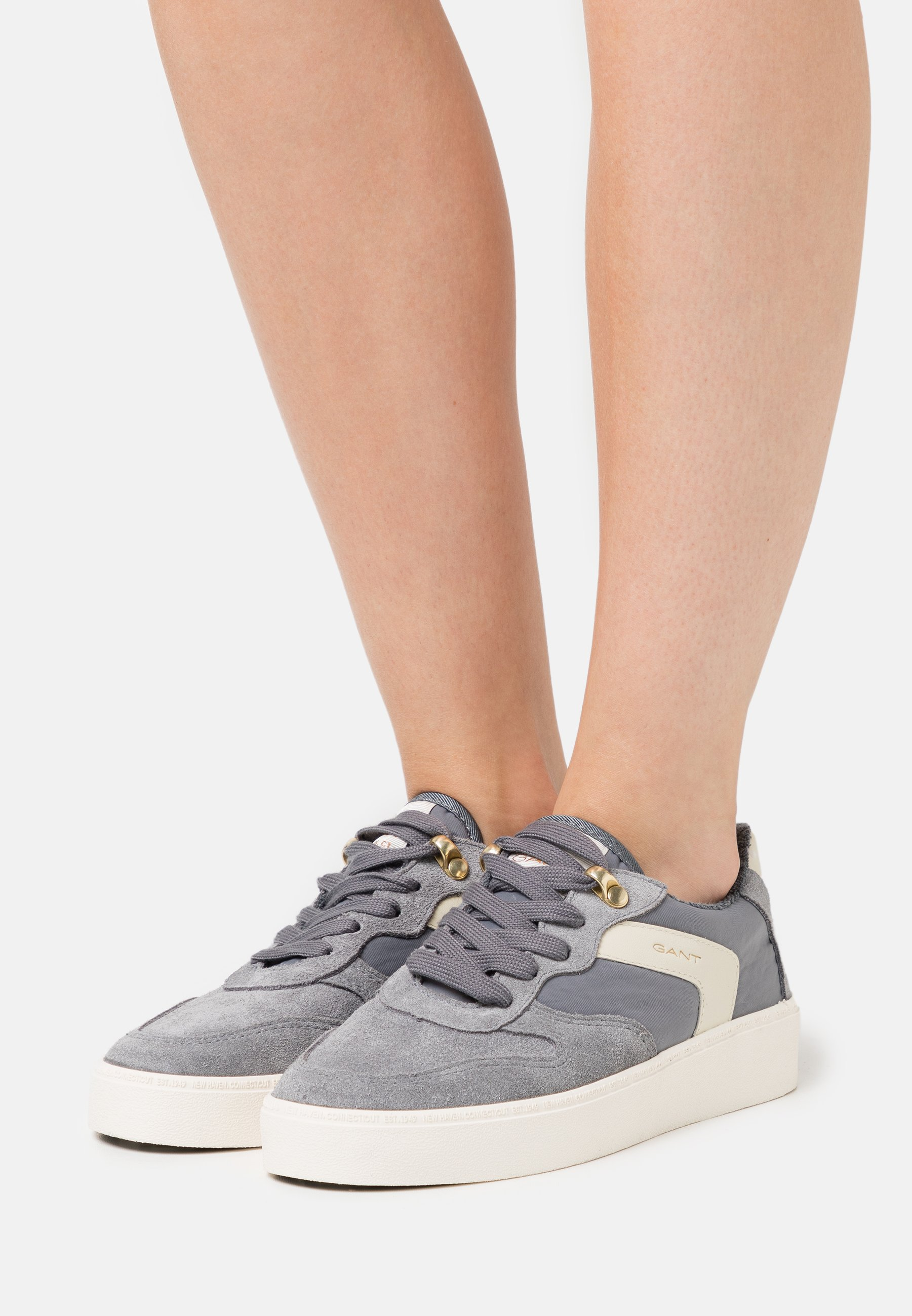 LAGALILLY Sneakers mid gray
