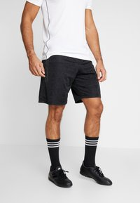 adidas Performance - TAN - Sports shorts - black - 0