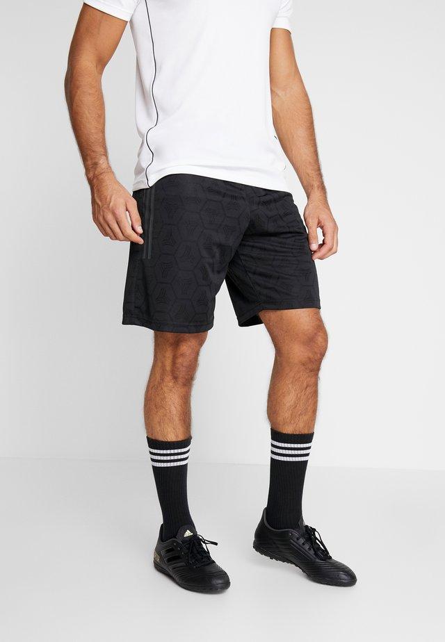 TAN - Korte broeken - black
