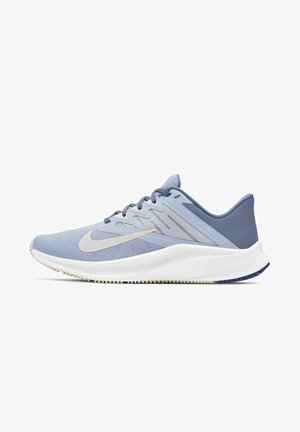 QUEST 3 - Chaussures de running neutres - ghost/world indigo/summit white/guava ice