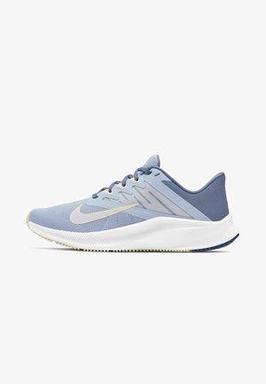 QUEST 3 - Neutral running shoes - ghost/world indigo/summit white/guava ice