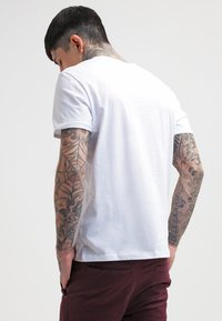 YOURTURN - Basic T-shirt - white - 2