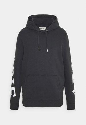 SCALE PRINT LOGO - Sweatshirt - black