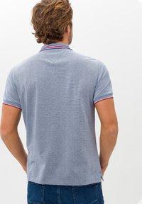 BRAX - STYLE PADDY - Polo shirt - blau - 2
