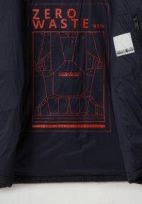 Napapijri - CIRCULAR PUFFER - Winter jacket - blu marine - 5