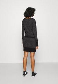 Ragwear - ALEXA - Day dress - black - 2