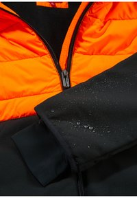 s.Oliver - Light jacket - black/orange - 3