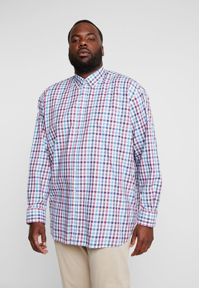 VICHY CHECK - Shirt - winter berry