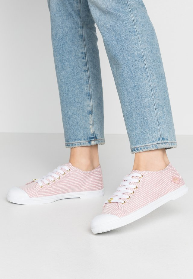 BASIC - Trainers - pink