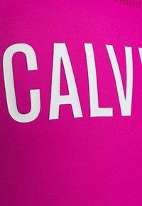 Calvin Klein Swimwear - INTENSE POWER SCOOP BACK ONE PIECE - Costume da bagno - stunning orchid - 6