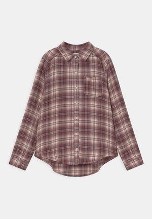 Button-down blouse - cream/neutral