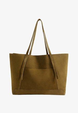 VEGA - Tote bag - khaki