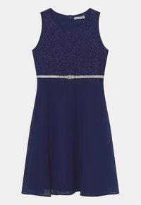 Lemon Beret - TEENS GIRLS - Cocktail dress / Party dress - blue depths - 0