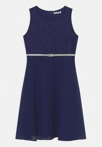 TEENS GIRLS - Vestito elegante - blue depths