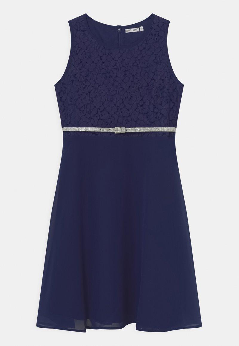 Lemon Beret - TEENS GIRLS - Cocktail dress / Party dress - blue depths