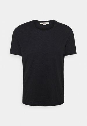 TOBY FLAMME - T-shirts basic - noir