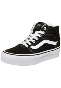 Vans - Skate shoes - black/true white - 2