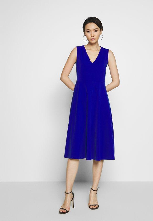 CULTURA - Day dress - china blue
