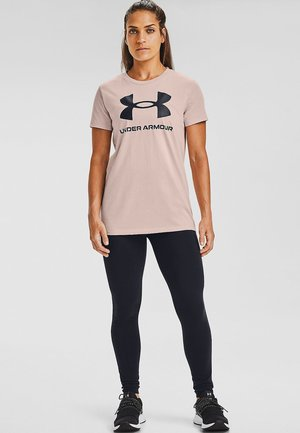 LIVE SPORTSTYLE  - Print T-shirt - desert rose