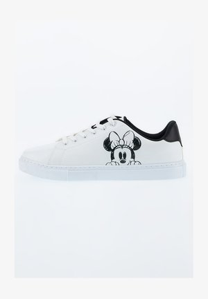 MICKEY & MINNIE - Sneakers laag - white