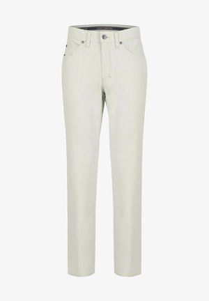 HENRY - Slim fit jeans - kitt