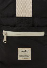 anello - BOSTON BAG UNISEX - Sports bag - black - 3