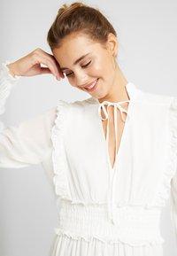 Stevie May - LAST NIGHT MIDI DRESS - Maxi dress - white - 4