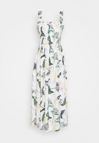 Roxy - UP IN THE FLAMES - Maxi dress - snow white - 4