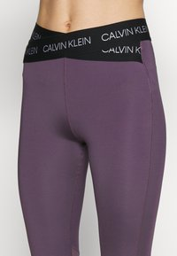 Calvin Klein Performance - Punčochy - purple - 4