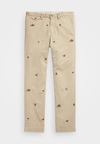 Polo Ralph Lauren - SLIM FIT BEDFORD PANT - Chino kalhoty - tan - 4