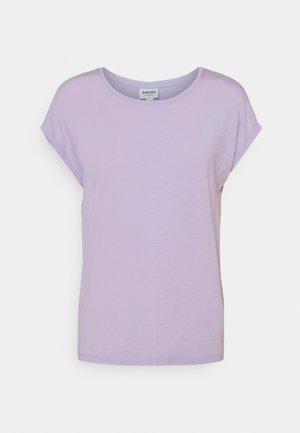 VMAVA PLAIN - Basic T-shirt - pastel lilac